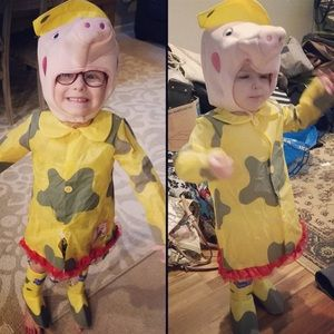 Peppa Pig Costumes Girls Costume Poshmark